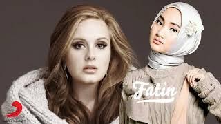 Hits Song Of Adele - Fatin Cover,Keren Banget !