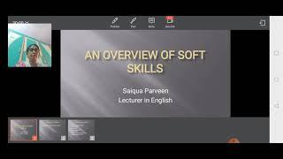 Soft Skills - An Overview screenshot 5