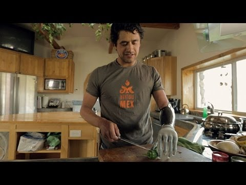 Make It Wearable | Eduardo Garcia And The Future Of Bionic Limbs