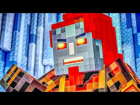 MINECRAFT STORY MODE Season 2 Episode 2 ENDING - No Commentary