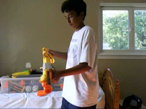 *closed* NERF GUNS FOR SALE! Read The Frickin Description! *CHANNEL INACTIVE*