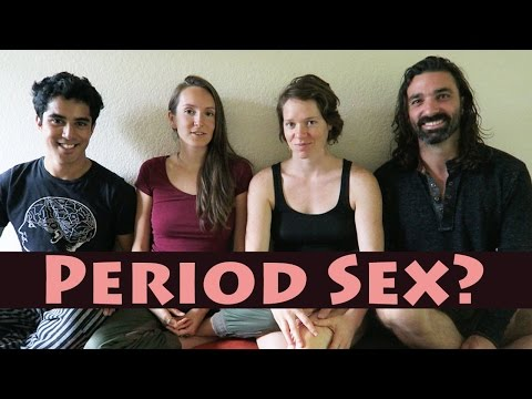 Thumbnail: PERIOD SEX: Breaking Open the Taboo