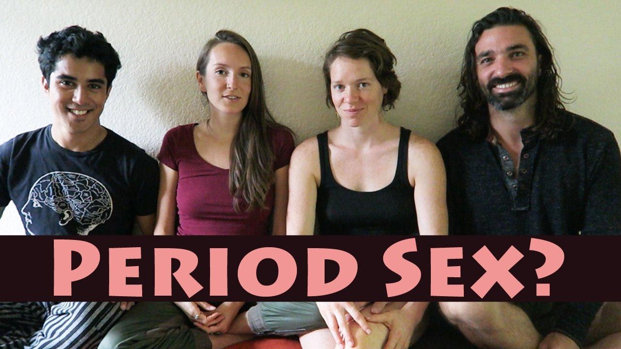 PERIOD SEX: Breaking Open the Taboo - YouTube