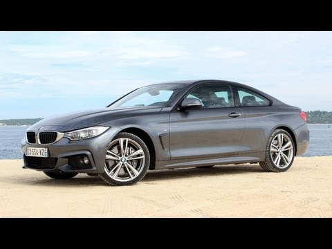 essai bmw s rie 4 youtube. Black Bedroom Furniture Sets. Home Design Ideas