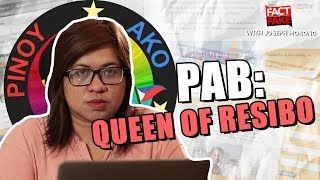 Fact or Fake with Joseph Morong: PAB - Queen of Resibo | GMA One