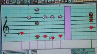 Tank! - Yoko Kanno and The Seatbelts (live version cover) (Cowboy Bebop OST):  Mario Paint Composer