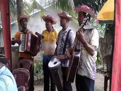 Sri Lankan Calipso Band 0001