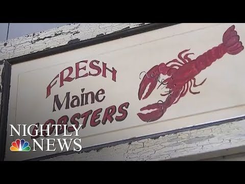 Senator Angus King And Maine Is Pushing For The Lobster Emoji  | NBC Nightly News