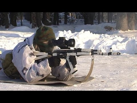 Russians Test Thermal Weapon Sight of the Future