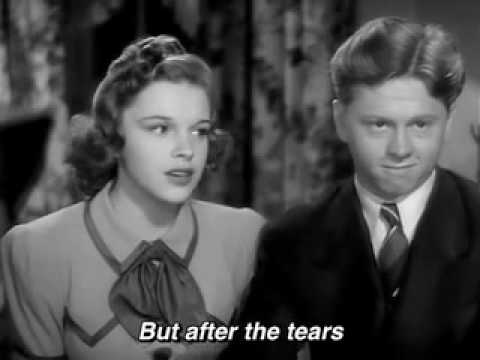 Judy Garland e Mickey Rooney - Our Love affair