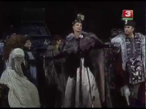 Опэра Дзікае паляваньне караля Стаха (Уладзімер Караткевіч)