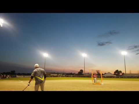 2017 NSA World's Home Run Derby Francois (Frank) Henry