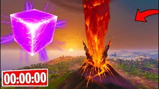 *NEW* LOOT LAKE + VOLCANO EVENT HAPPENING RIGHT NOW! (FORTNITE BATTLE ROYALE)
