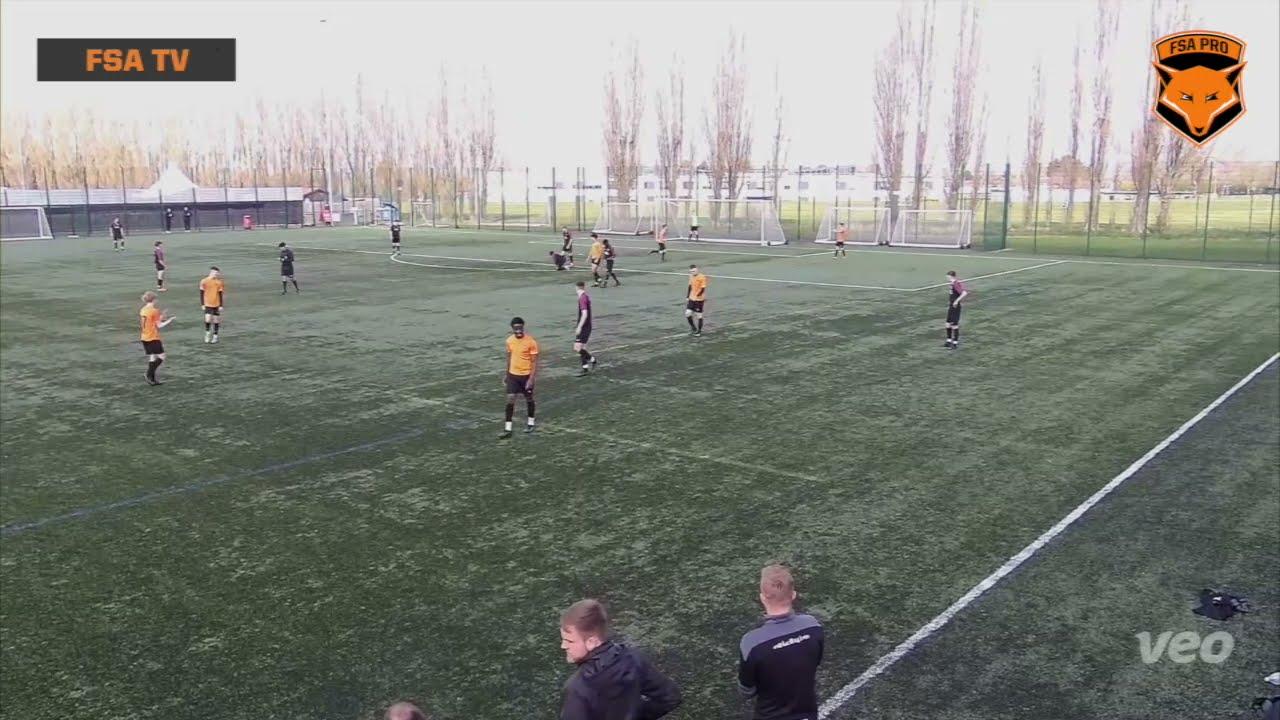 FSA PRO 9:0 AFDA Academy - Goals