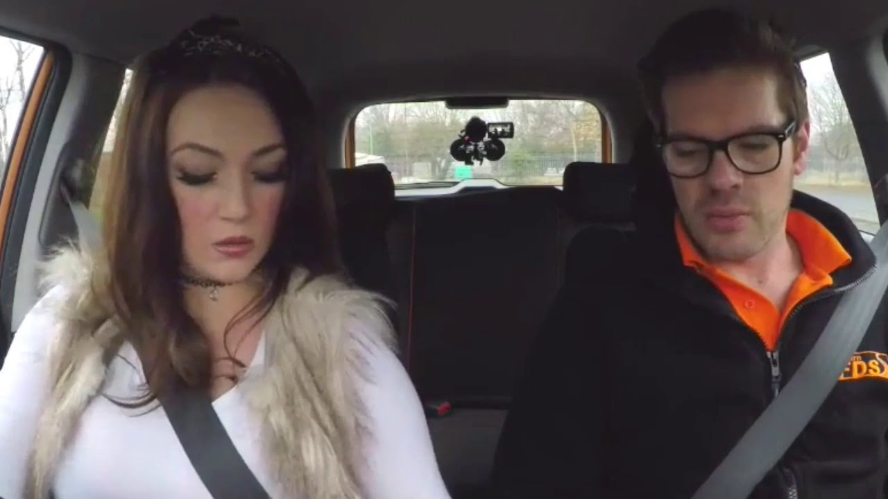 Fake Driving School Harmony Reigns