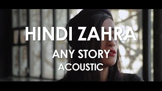 Hindi Zahra - Any Story - Acoustic [Live in Paris]