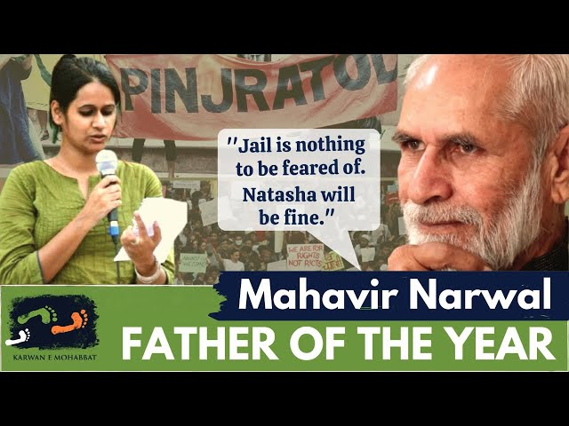 Mahavir Narwal - Father Of The Year | #HumLog #WeThePeople | Karwan e Mohabbat