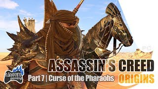 Assassin's Creed Origins: Episode 24 - National Treasures (Curse of the Pharaohs Nightmare)