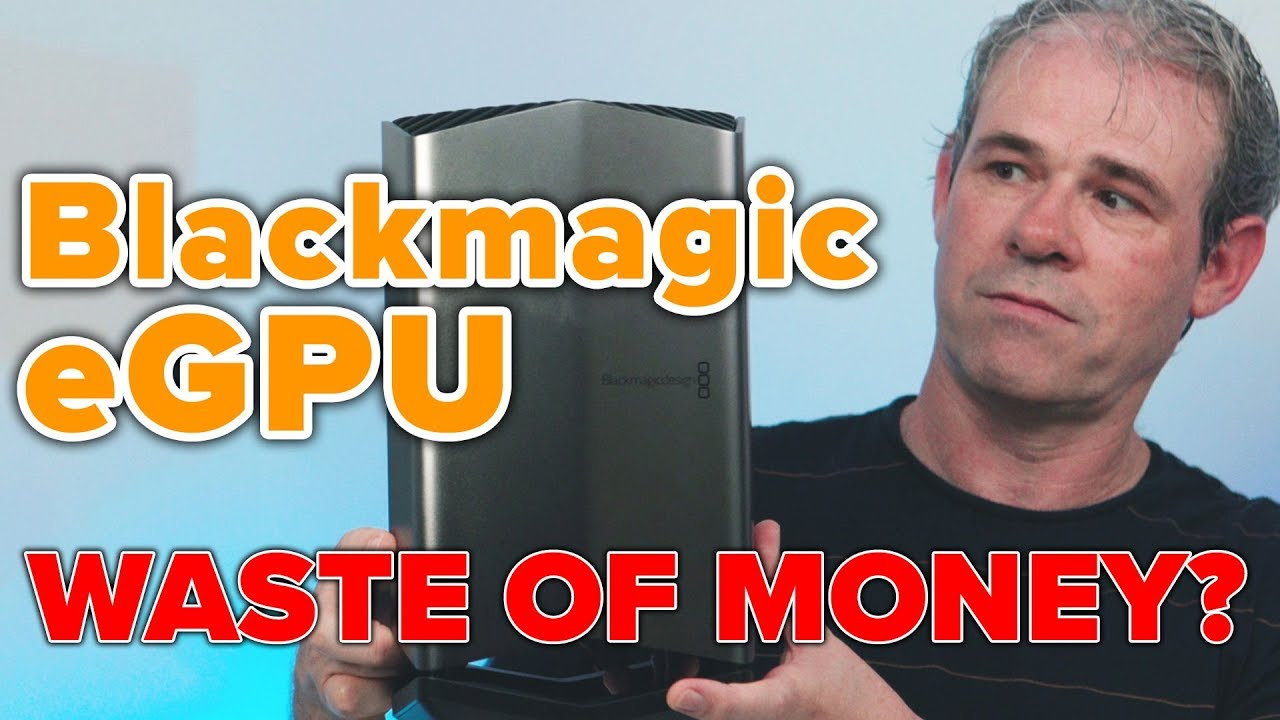 Review: Blackmagic's eGPU for Mac | Fstoppers