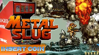 Metal Slug - Insert Coin #13