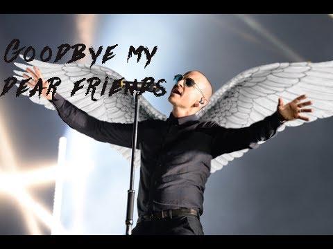 Linkin Park-Chester Bennington-chant