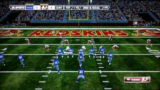 Madden 12 (PS3): Redskins vs. Giants w/ Authentic
