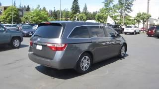 2012 Honda Odyssey, Gray - STOCK# 140752A - Walk around
