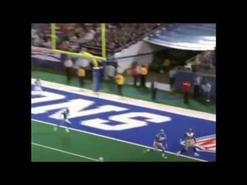 """BigGame"" Torry Holt Football Highlights"