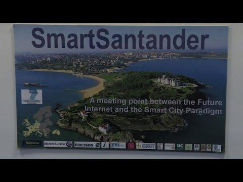 Santander, la ciudad inteligente más conectada de Europa