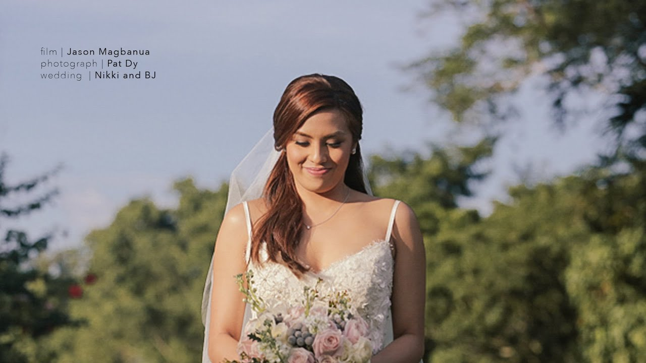 Nikki Gils Wedding.Nikki And Bj The Wedding