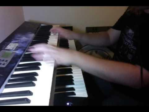 Firewind - Head Up High - keyboard cover