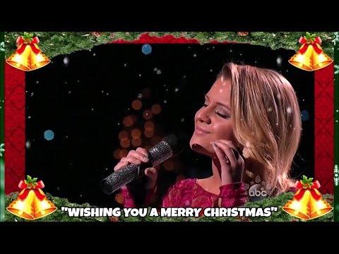 "CMA COUNTRY CHRISTMAS ""KELSEA BALLERINI"""