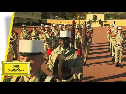Band & Choir of the French Foreign Legion - Le Boudin (Official Video)