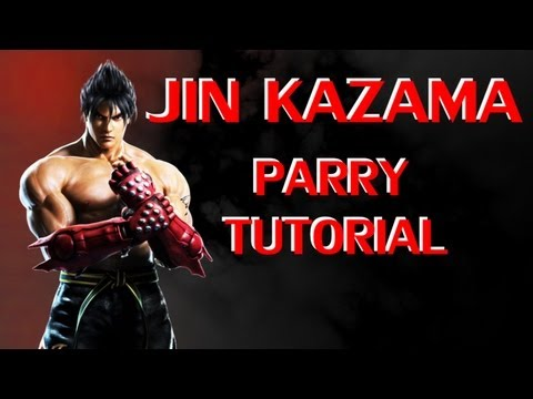 Jin Kazama Parry Tutorial