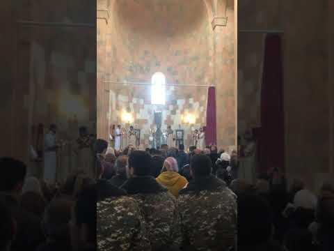 В Арцахе отметили Святую Пасху