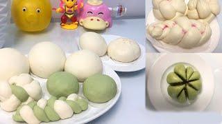 Cách làm và Tạo Hình Bánh Bao Ngon mịn xốp| Nấu Ăn Ngon