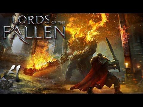 """Lords of the Fallen - Capítulo 4 """"En busca de Kaslo"""""""
