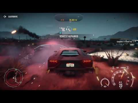 Need for Speed™ Rivals  NICE MOVE AT THE AIRPORT OFFICER FRIENDLY!