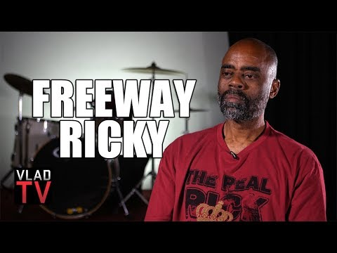 Freeway Ricky on Old Connect Setting Him Up for His Final Deal, Getting Life