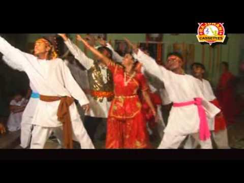 HD New 2014 Hit Nagpuri Devi Gee || Ghanta Bajela Sara Rat Maiya || Pankaj