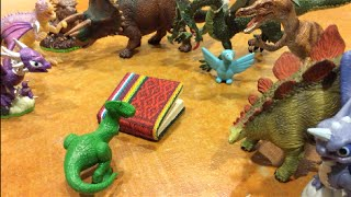 Dragons and Dinosaurs: The Bad Guys Strike Back