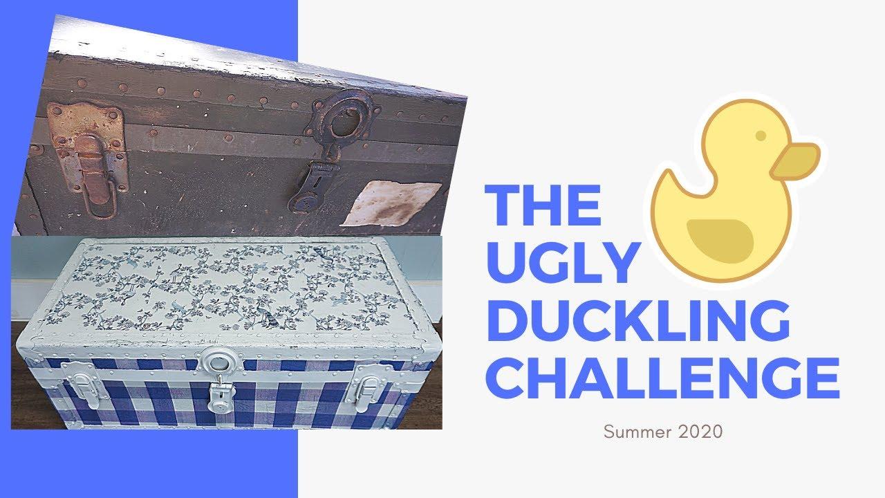 Ugly Duckling Challenge | Trash To Treasure | Summer 2020