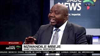 Analysis of Hogan's State Capture Inquiry testimony: Mzwandile Mbeje