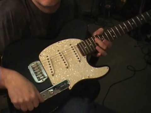 1996 G&L ASAT 3 III Telecaster Guitar Review Scott Grove - YouTube