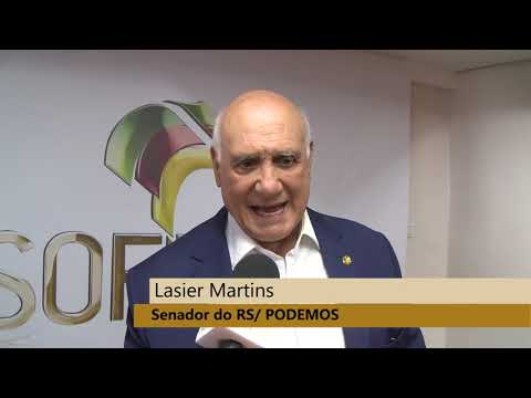 TV ASOFBM - Senador Lasier Martins