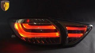 Тюнинг фонари Мазда СХ5 / Taillights Mazda CX5 Black