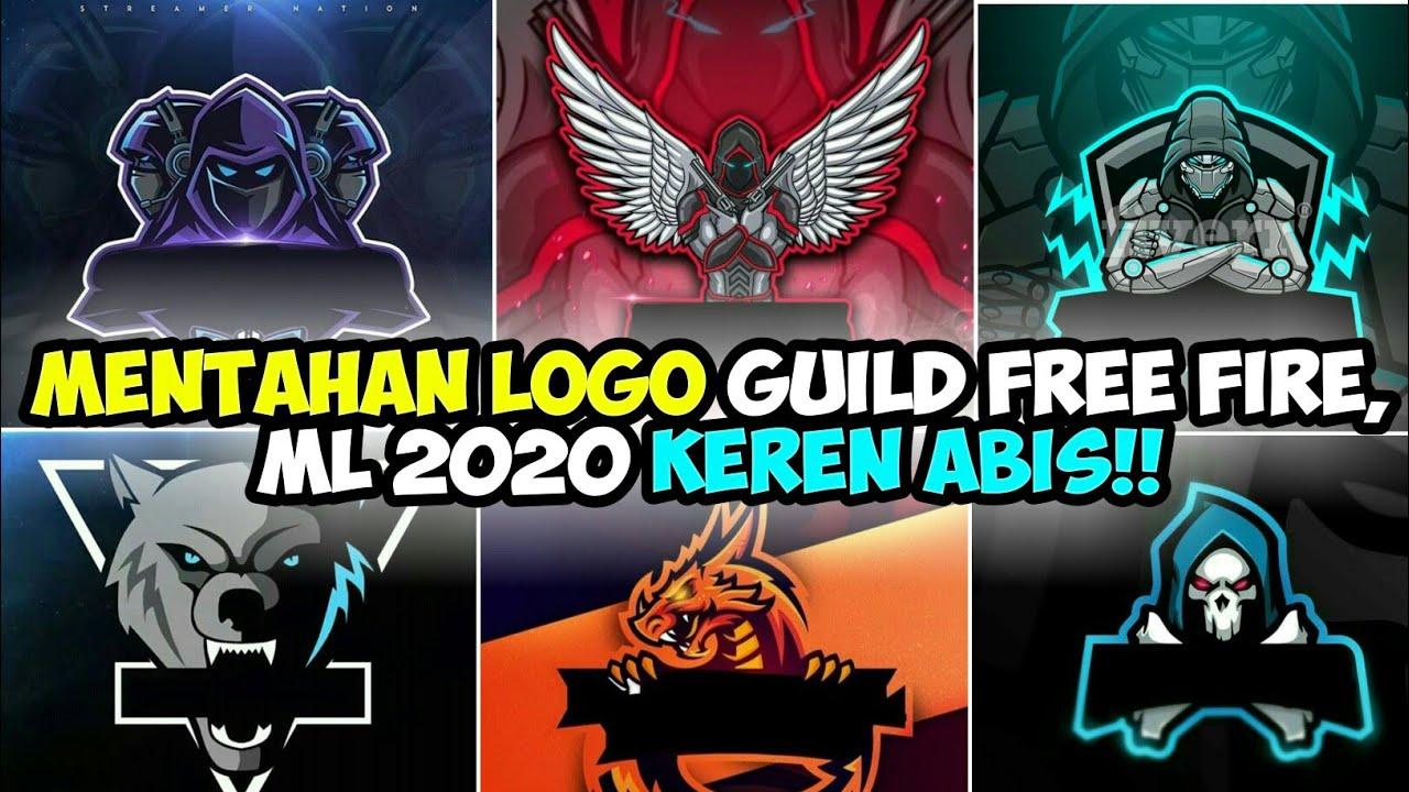 Kumpulan Mentahan Logo Guild Ff Ml 2020 Keren Belum Ada Yang Pake Youtube