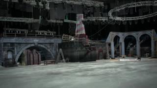 Монтаж «Кармен» в Сочи