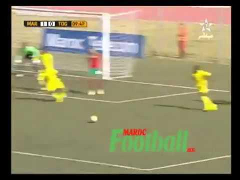 U20 Togo vs Maroc...