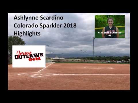 Ashlynne Scardino 2020 - Colorado Softball 2018 Highlights